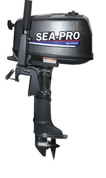 Лодочный мотор Sea-pro Т 4S - фото 8056