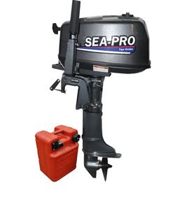 Лодочный мотор Sea-pro Т 5S - фото 8057