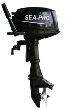 Лодочный мотор Sea-pro Т 8S - фото 8058