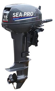 Лодочный мотор Sea-pro T 15S - фото 8062