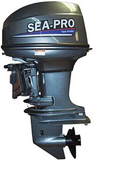 Лодочный мотор Sea-pro Т 40JS&E водомет - фото 8076