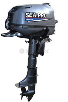 Лодочный мотор Sea-pro F 5S - фото 8081