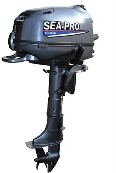 Лодочный мотор Sea-pro F 6S - фото 8082