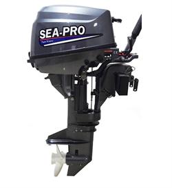Лодочный мотор Sea-pro F 9,8S - фото 8084