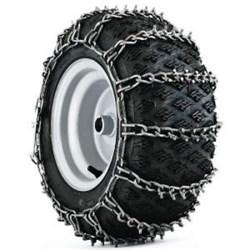 Цепи на колеса трактора NX15 RD - фото 8159