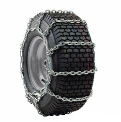Цепи на колеса трактора NX15 SD - фото 8160