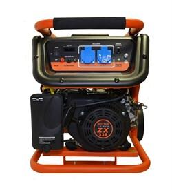 Генератор бензиновый Mitsui Power ECO ZM5500 E - фото 8514