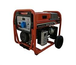 Бензиновый сварочный генератор Mitsui Power ZMW200 DC - фото 8526
