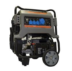 Генератор бензиновый Mitsui Power ECO ZM 10000 E - фото 8533