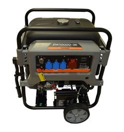 Генератор бензиновый Mitsui Power ECO ZM10000 E-3 - фото 8536