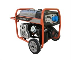 Генератор бензиновый Mitsui Power ECO ZM8500 E - фото 8539