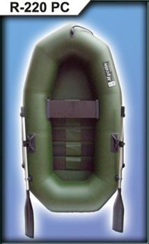 Гребная лодка Муссон R 220 РС - фото 9275