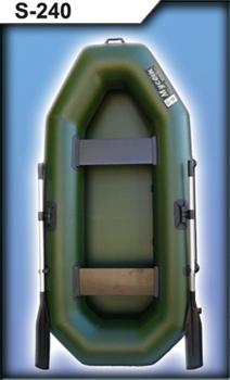 Гребная лодка Муссон S 240 - фото 9309