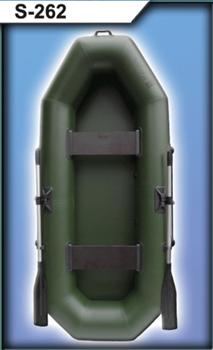 Гребная лодка Муссон S 262 - фото 9323