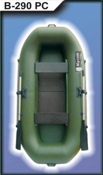 Гребная лодка Муссон В 290 РС - фото 9352
