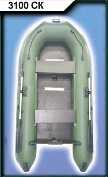 Моторно-гребная лодка Муссон 3100 СК - фото 9405