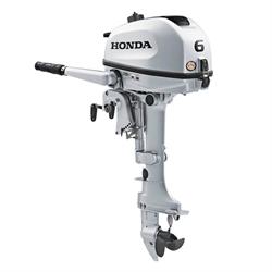 Подвесной лодочный мотор Honda BF 6 SHU - фото 9696
