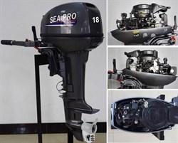 Лодочный мотор Sea-pro Т 18S - фото 9755