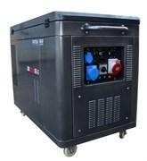 Генератор бензиновый Mitsui Power ECO ZM 12500 SE-3