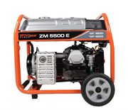 Генератор бензиновый Mitsui Power ECO ZM 5500 E (ZX 389)