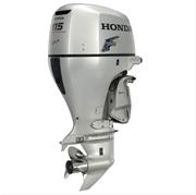 Подвесной лодочный мотор Honda BF 115 DK1 LU