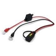 Присоединяемый индикатор заряда аккумулятора с гнездом для зарядки ВС 0.8