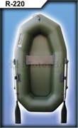 Гребная лодка Муссон R 220