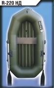 Гребная лодка Муссон R 220 НД