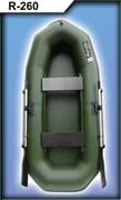 Гребная лодка Муссон R 260