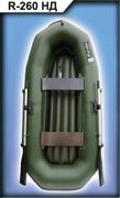 Гребная лодка Муссон R 260 НД