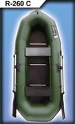 Гребная лодка Муссон R 260 С