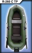Гребная лодка Муссон R 260 С ТР