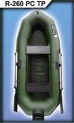 Гребная лодка Муссон R 260 РС ТР