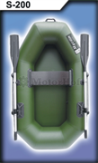 Гребная лодка Муссон S 200