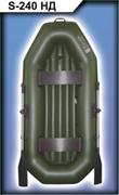 Гребная лодка Муссон S 240 НД