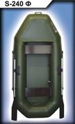Гребная лодка Муссон S 240 Ф