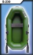 Гребная лодка Муссон S 230