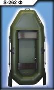 Гребная лодка Муссон S 262 Ф