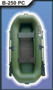Гребная лодка Муссон В 250 РС