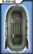 Гребная лодка Муссон В 250 НД