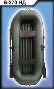 Гребная лодка Муссон В 270 НД