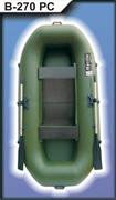 Гребная лодка Муссон В 270 РС