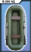 Гребная лодка Муссон В 290 НД