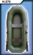 Гребная лодка Муссон Н 270