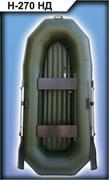 Гребная лодка Муссон Н 270 НД