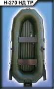 Гребная лодка Муссон Н 270 НД ТР