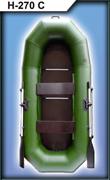 Гребная лодка Муссон Н 270 С