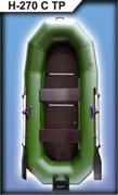 Гребная лодка Муссон Н 270 С ТР