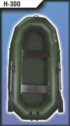 Гребная лодка Муссон Н 300