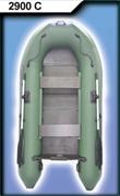 Моторно-гребная лодка Муссон 2900 С